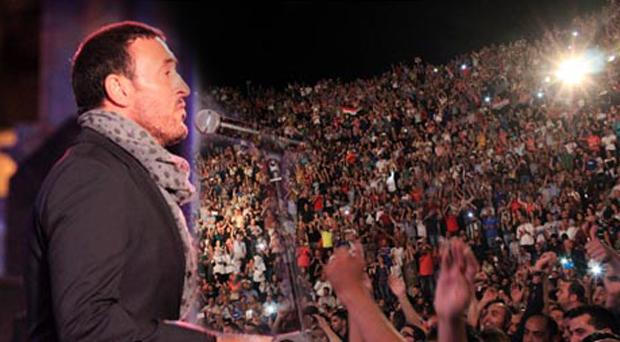 جرش تشهد على إنقلاب تام بحضور القيصر الكاظم
