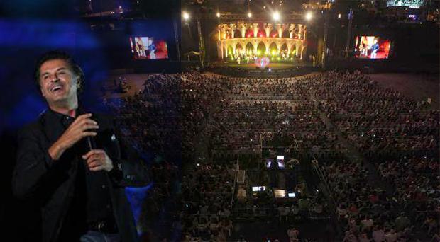 أولاً بالصور: لبنان كله في حفل راغب علامة حباً بالحياة