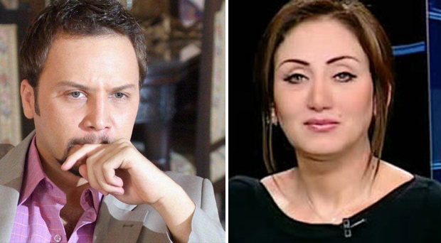 قصة حب تتخللها المشاكل بين مكسيم خليل وريهام سعيد