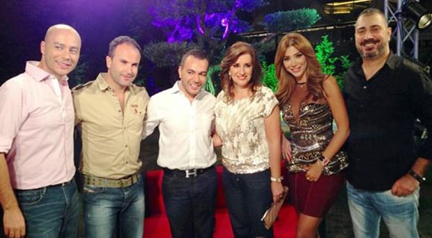 """تغطية خاصة: أيمن زبيب، فيني رومي، ديانا رزق وفيرا يمّين في أولى حلقات """"نورنا الليل"""""""