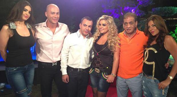 محمد السبكي: لا خلاف مع تامر حسني، أنا ديكتاتوري في عملي…ومادلين مطر: أنا مطيعة له!