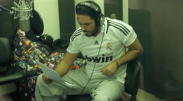 بالصورة: رامي عياش من الجزائر مباشرةً إلى الإستوديو في بيروت وأغنية جديدة قريباً
