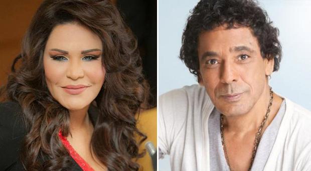 أحلام ومحمد منير معاً في أغنية ديو … فيجتمع الكينج بالملكة