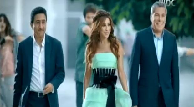 بالفيديو: أول إعلان لـ أراب غات تالنت إنطلق ونجوى كرم ملكة تشع بين علي جابر وناصر القصبي