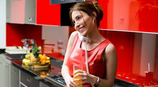 """بالصور: """"يوم من حياتي"""" مع يارا في المطبخ"""