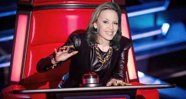 كيلي مينوغ تنضم للجنة تحكيم The Voice