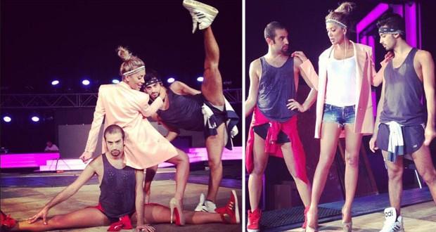 بالصور: مايا دياب تحيي حفل ماي شدياق في الـ Skybar