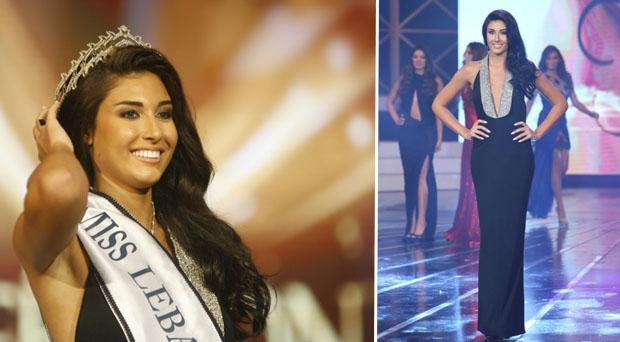 بالصور: كارن غراوي ملكة جمال لبنان للعام 2013