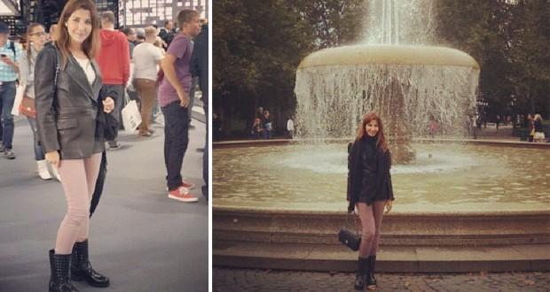 بالصور: نانسي عجرم تمضي أجمل الأوقات في ألمانيا