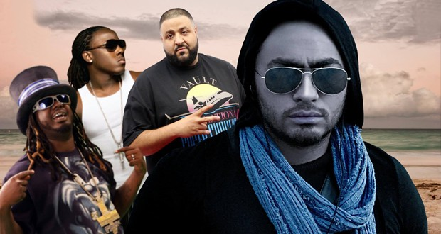 خاص: أغنية جديدة تجمع تامر حسني بـ T-Pain و DJ Khaled وتصويرها مع المخرج Tarik Freitekh