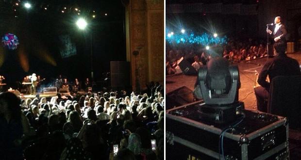 بالصور: وائل كفوري ملك المسارح والـ Opera House إهتز بحضور هالته