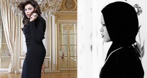 أحلام ترد على صور Rihanna أمام مسجد الشيخ الزايد