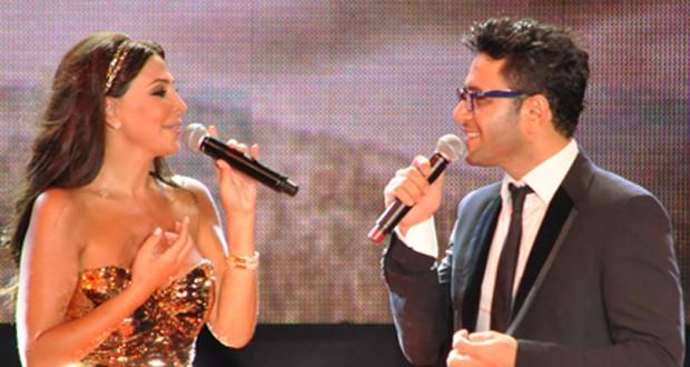 بالصورة: إليسا إستمعت لأغنيات من زياد برجي فهل يولد عمل جديد بينهما في الألبوم القادم؟