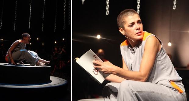 بالصور: ندى أبو فرحات حلقت شعرها من أجل الحرية