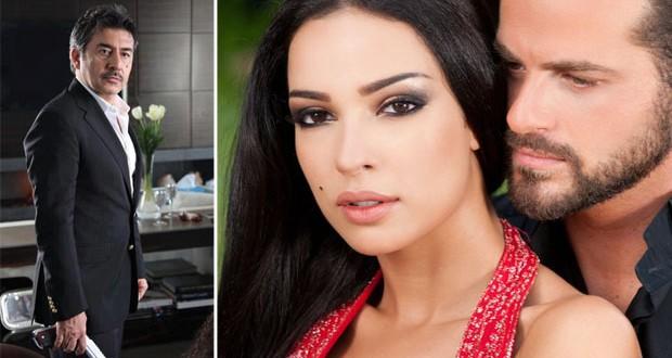 نادين نسيب نجيم بين أكثر الرجال وسامة في التمثيل