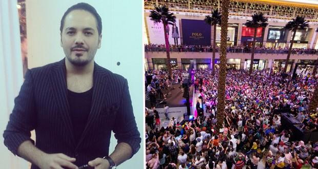 بالصور: رامي عيّاش أحيا حفلين في الإمارات وإلى مصر