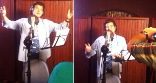 وليد توفيق يهدي مصر أغنية ومحبة وهذا ما جمعه بعاصي الحلاني وحسين الجسمي