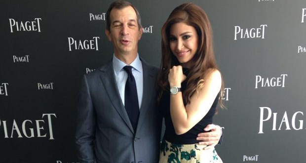 بالصور: يارا تتألق في إحتفال Piaget في دبي