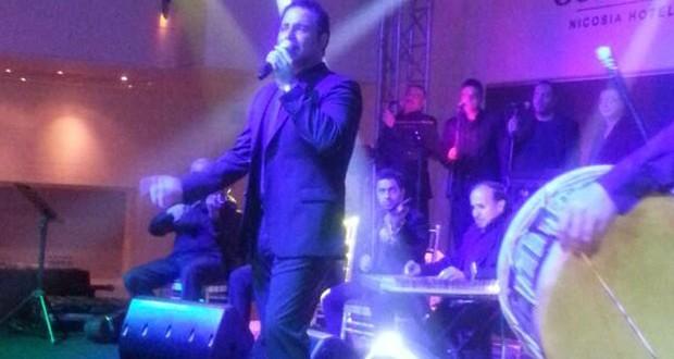 بالصور: عاصي الحلاني أشعل قبرص بأجمل الحفلات وجديده على كل لسان