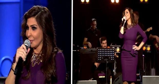 إليسا محبوبة الجماهير: تحدّيت نفسي لنيل جائزة الموسيقى العالمية، أتمنى السلام للبنان والعالم العربي والصحّة لعائلتي