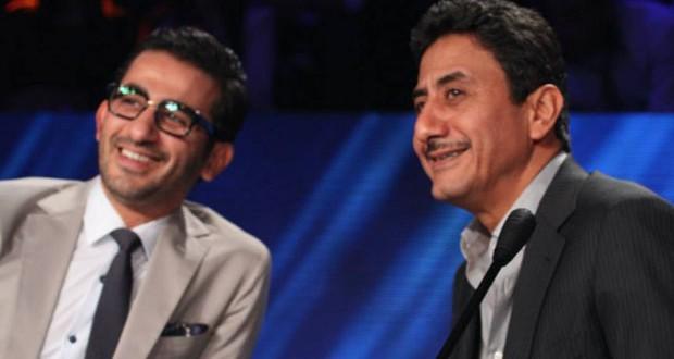 أحمد حلمي: كلّ تصرفاتي أنا وناصر القصبي في AGT متّفق عليها خلف الكواليس