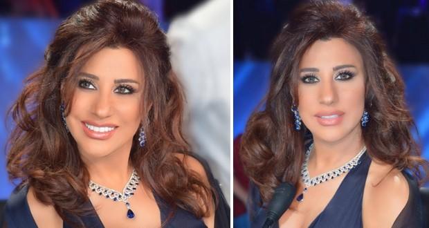 نجوى كرم شمس تشرق عدلاً وحكمةً، ملكة على عرشها ومسرح AGT إهتزّ بالمواهب واللّجنة