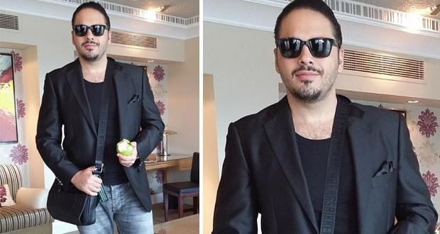 خاص بالصورة: ما هي قصّة رامي عياش مع التفاحة؟