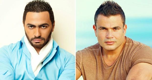 """خاص: عمرو دياب لروتانا: """"يا أنا يا تامر""""، والشركة تختار نجم الجيل"""