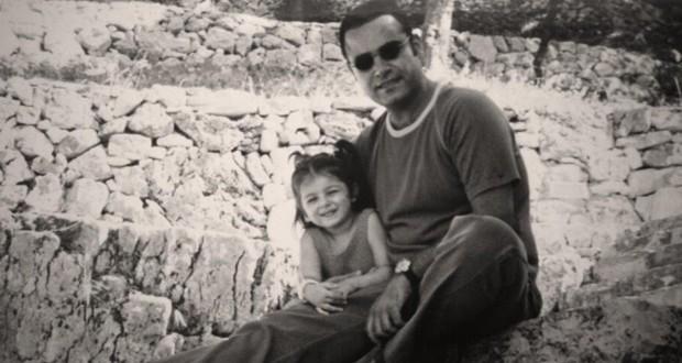 بالصورة: ماريتا في أحضان والدها عاصي الحلاني وذكريات لا تمحيها الأيّام