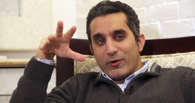 باسم يوسف يردّ على مرتضي منصور: والدتي عمرها ما عرفت أشكال واطية