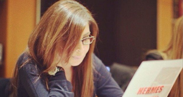 """بالصور: رئيسة التحرير إليسا تشرف على اللّمسات الأخيرة وتفاصيل عدد مجلّة """"جمالك"""""""
