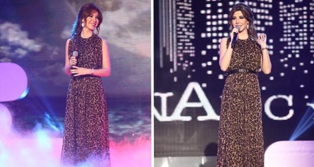 بالصور: نانسي عجرم أشعلت حفل الـ The Lebanese Brilliant Awards Ceremony