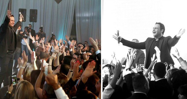 بالصور: هذه بيروت، هذا عاصي الحلاني وهذا جمهوره