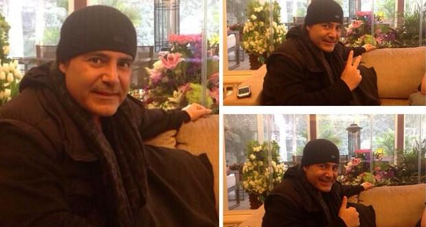 بالصور: عاصي الحلاني خرج من المستشفى، أولاده وزوجته إستقبلوه في المنزل والفرحة غمرت  العائلة