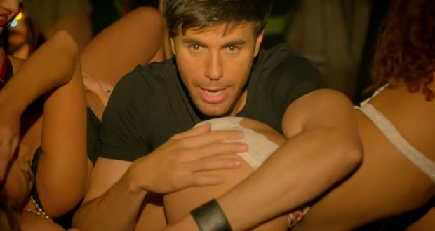 بالفيديو: Enrique Iglesias يطلق I'm A Freak