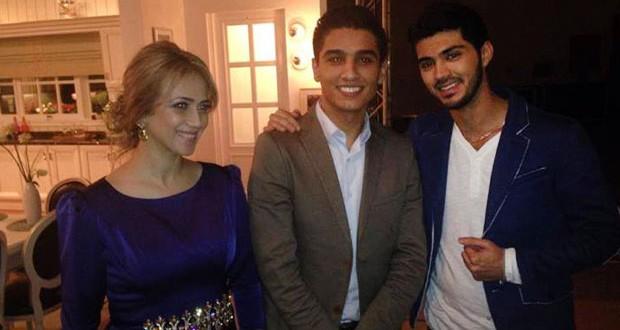 """محمد عساف وزكي شريف صورة للشباب العربي في """"صولا"""" مع أصالة"""