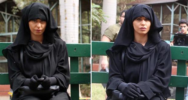 بالفيديو: مي سليم توضّح سبب إرتدائها النقاب