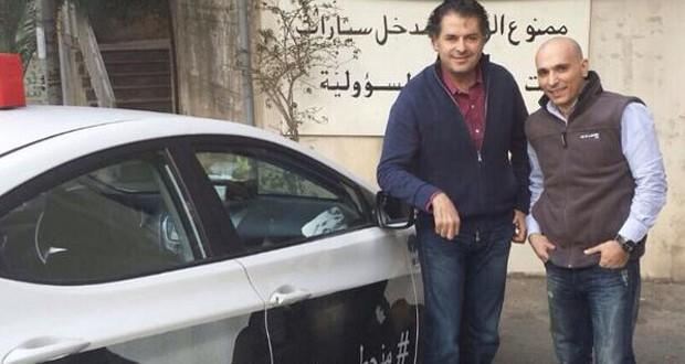 بالصورة: راغب علامة يدعم مشروع جديد لمصلحة المواطن اللبنانيّ