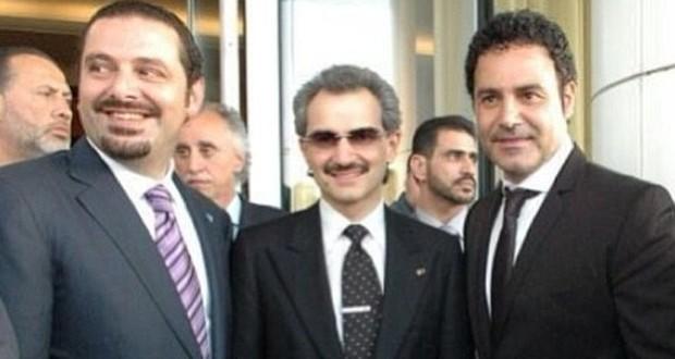 عاصي الحلاني نشر صورة جمعته بالأمير بن طلال والرئيس سعد الحريري وعلّق: إنشالله يرجع لبنان