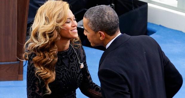 Beyonce تنفي وجود علاقة عاطفية مع أوباما وتوضّح