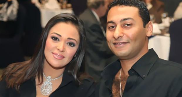 وفاة زوج داليا البحيري في حادث سيارة