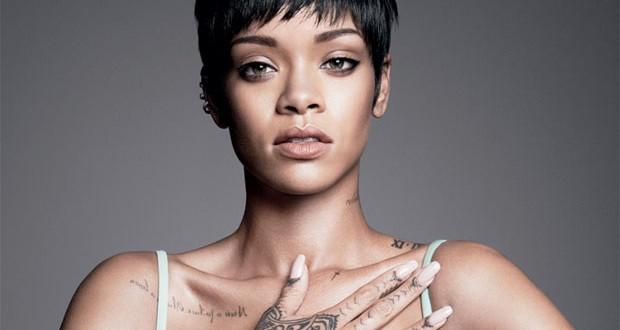 Rihanna:  لا أرتدي حمالة صدر وكل أصدقائي رجال