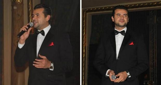 بالصور: سامو زين ألهب القاهرة رومانسية بإحساسه في عيد الحبّ