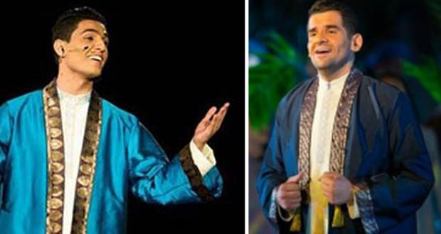 """بالصور والفيديو: محمد عساف، حسين الجسمي، الحجار وبوشناق في مسرحية """"عناقيد الضياء"""""""