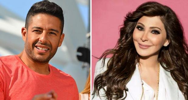 """بالفيديو: محمد حماقي """"أتمنى غناء ديو مع إليسا"""""""