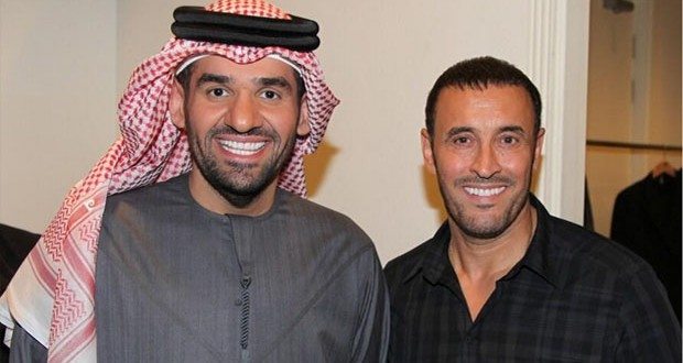 حسين الجسمي يتعاون مع كاظم الساهر والساحة الفنية على موعد مع عمل مميّز