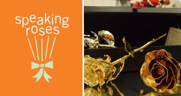 Speaking Roses يقدّم وردة من ذهب لنجمة الأمهات في عيدها
