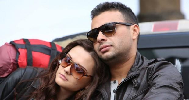 """بالفيديو: رامي صبري يُطلق فيديو كليب """"وأنا معاه"""" ويهرب مع حبيبته"""