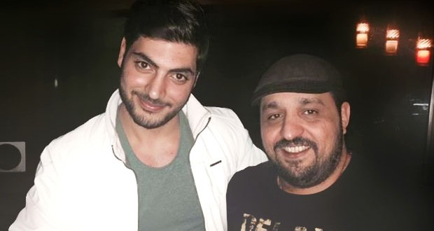 بالصور: جان شهيد سجّل أول أغنية باللهجة المصرية