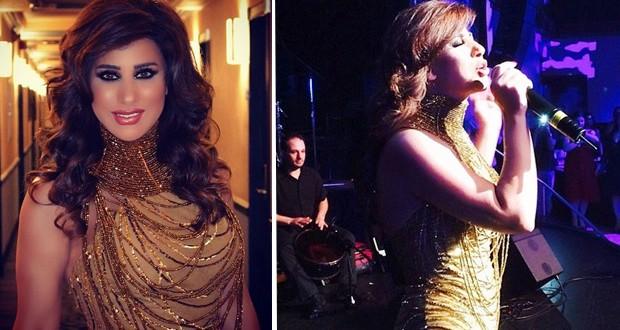 بالصور: نجوى كرم أشعلت ميامي والجاليات العربية ترافقها في أقوى الحفلات